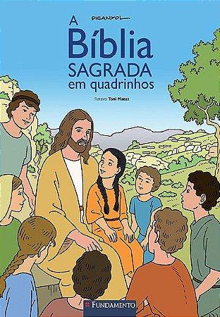 A BIBLIA SAGRADA EM QUADRINHOS