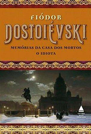 Box - Fiódor Dostoiévski - Memórias