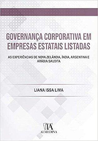 Governança corporativa em empresas estatais listadas