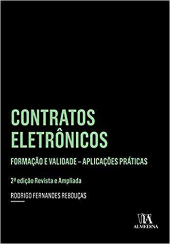 CONTRATOS ELETRONICOS - 2 ED. REVISTA E AMPLIADA