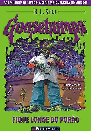Goosebumps - Livro 11: Fique longe do porão