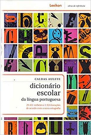 Dicionário Escolar da Língua Portuguesa