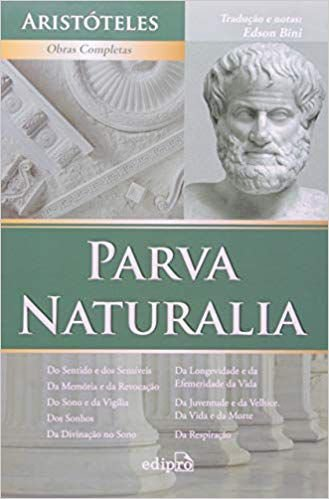 Livro - Parva Naturalia
