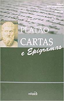 Livro - Cartas e Epigramas - Platão