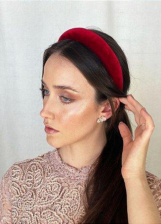 Tiara Blair - Velvet Vermelho