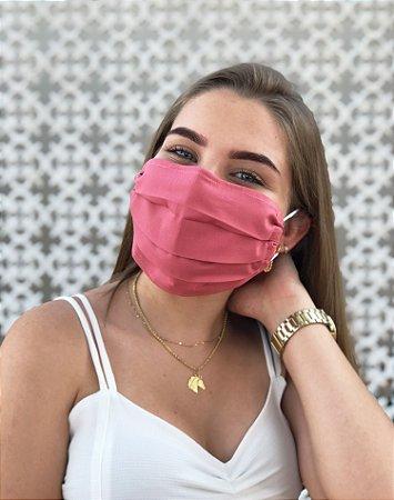 Máscara Rosê