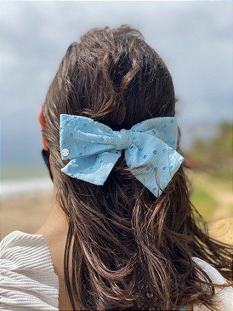 Laço Chiara - Azul Claro