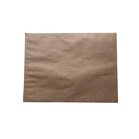 Envelope Saco Papel Kraft Pardo Scrity 31x41 - Ideal Para Correios - 1 Unidade