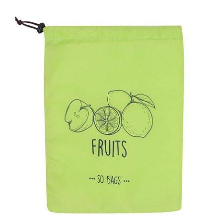 Saco de Conservar Alimentos - So Bags FRUITS