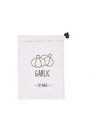 Saco de Conservar Alimentos - So Bags GARLIC