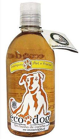 Shampoo Mel e Pracaxi para Cães e Gatos 500 ml