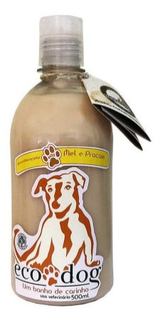 Desembaraçador Mel e Pracaxi para Cães e Gatos 500 ml