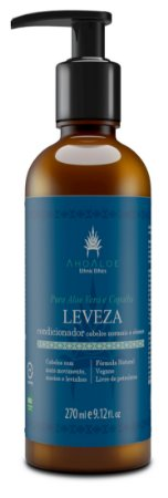 Condicionador Natural e Vegano Leveza 270 ml