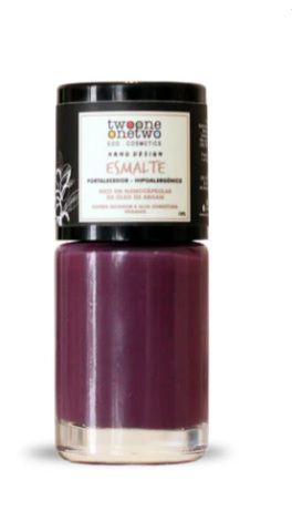 Esmalte Hipoalergênico Vegano Fortalecedor 10 ml - Cor Purple