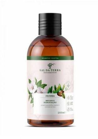 Shampoo Jojoba 250 ml - Natural e Vegano