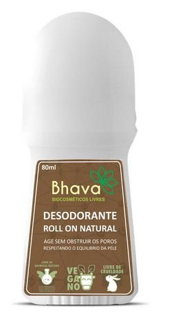 Desodorante Natural Roll On 80 ml