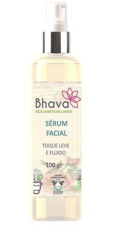 Sérum Facial Natural e Vegano 120g