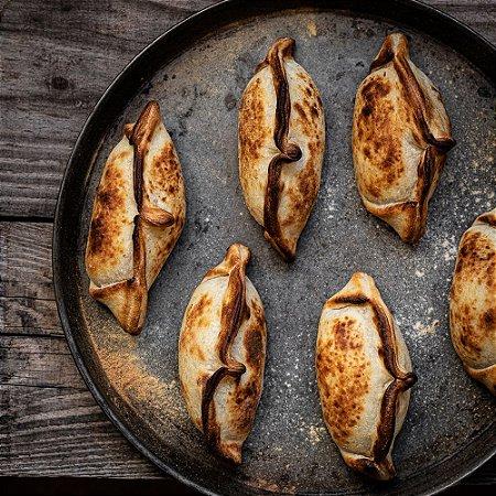 Empanada de Humita, Milho cremoso (3 unidades)