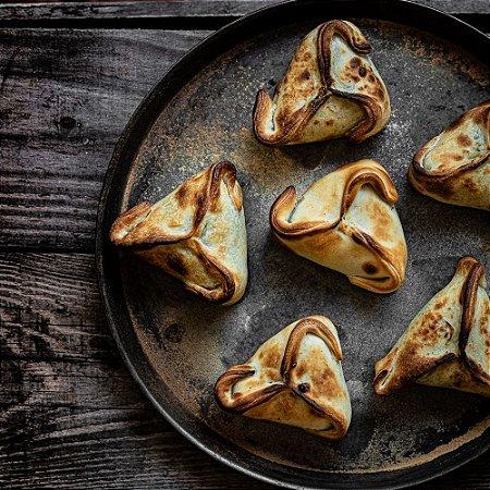 Empanada de Espinafre & Champignon (3 unidades congeladas)