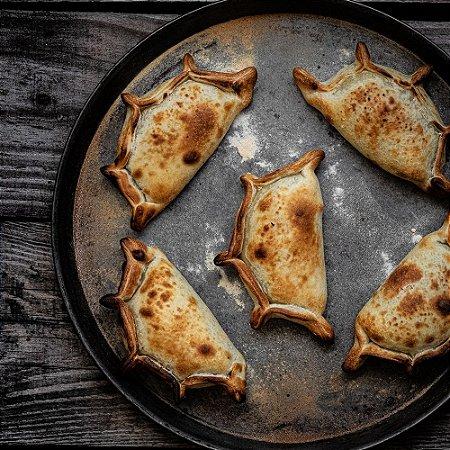Empanada de Frango caipira (3 unidades congeladas)