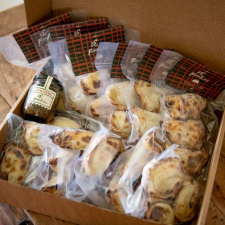 Empanadas Box - Para 10 Pessoas