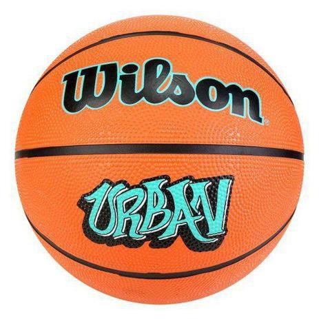 Bola Basquete - Urban Laranja N7 - Wilson