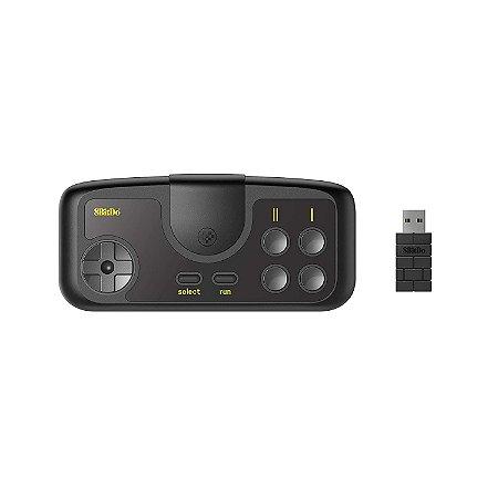 Controle 8bitdo TG16 PCE Core Edition 2.4G Wireless P/ Nintendo Switch PC