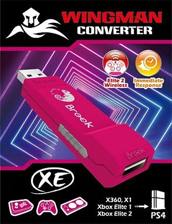 Adaptador Brook Wingman XE Xbox 360 One Elite P/PS4 PC