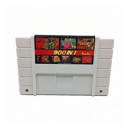 Everdrive Super Nintendo Snes Famicom Sd 8 Gb + 900 Jogos