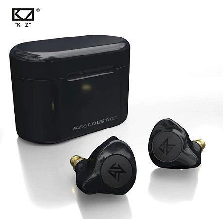 Fone KZ S2 1BA+1DD AAC Hybrid TWS Wireless Bluetooth 5.0