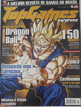Revista CD Iso Top Games Surpresa Evolution Extreme Raro