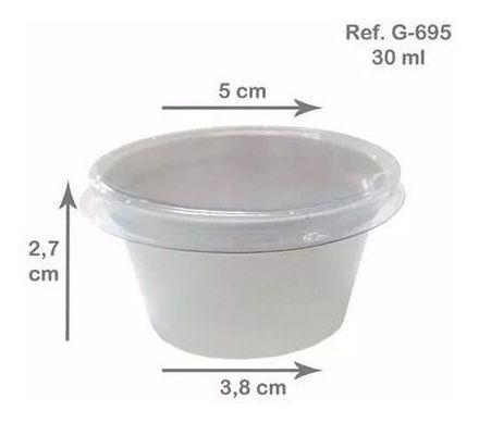 Embalagem G695 para molho