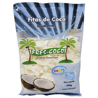 COCO FITA BRANCA 250G