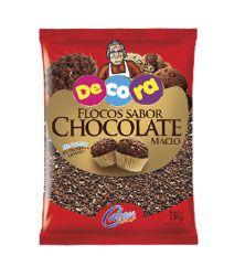FLOCOS MACIOS SABOR CHOCOLATE 130GRS
