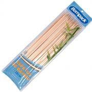 Espeto de Bambu 18cm pct c/50