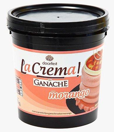 La Crema Ganache de Morango 1,05 kg