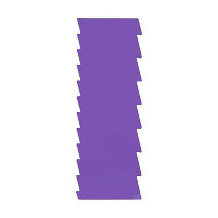 Espátula Decorativa cod 5 Lilás