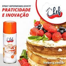 SPRAY IMPERMEABILIZANTE PARA BOLOS 210 ML