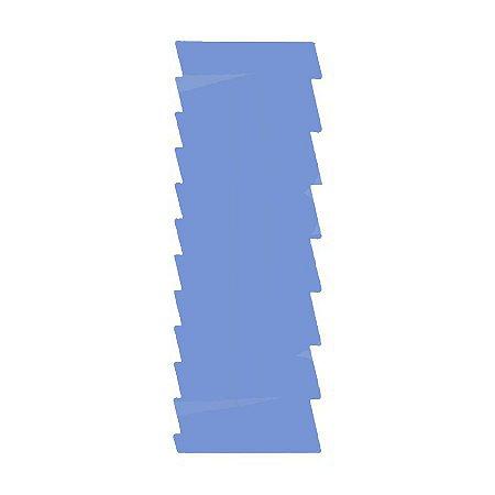 Espátula Decorativa cod 5 Azul
