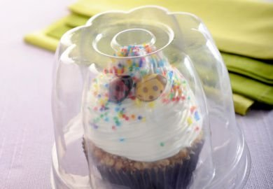 Embalagem G685 Cupcake Individual Transparente