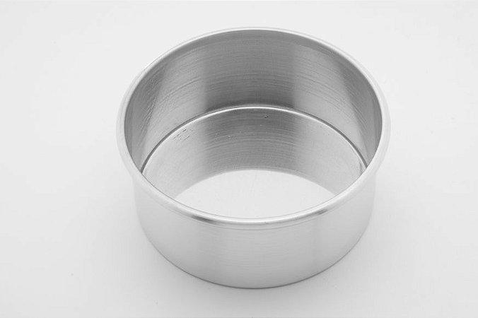 Forma Redonda 20 x 12 cm Alumínio AC