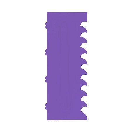 Espátula Decorativa cod 6 Lilás