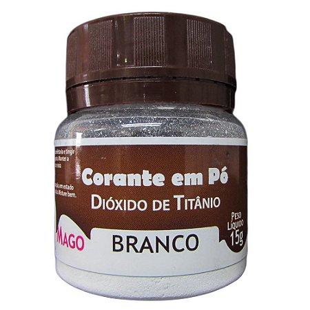 DIOXIDO DE TITANIO MAGO 15G