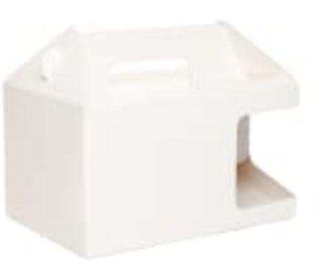 Caixa Kit Lanche Delivery Branca c/ refri 20 x 13,5 x 12,5 pct c/50