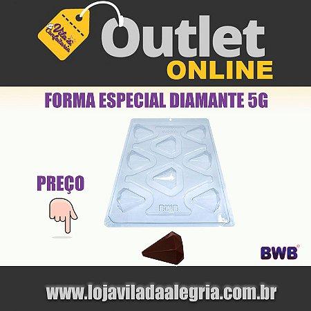 FORMA ACETATO C/ SILICONE DIAMANTE 5G