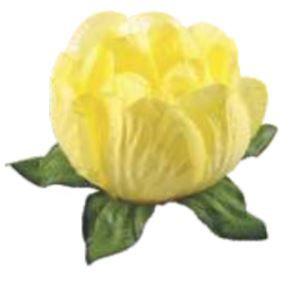 Forminha Princesa Amarelo Claro c/30 Decora Doces