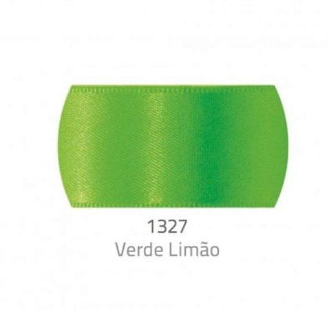 Fita de Cetim CF009 38MMx10M COR 1327 Verde Limão