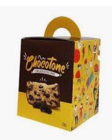 Embalagem - Caixa Chocotone 500g - Tam. 134x95