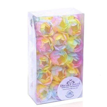 Forminha Princesa Tie Dye Candy c/30