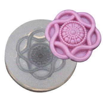 Molde Silicone Mandala Flexart
